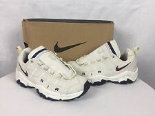 NEW! VTG 90's Nike Air Parish Canvas Size 10 W/Box Rare Collectable Sneakers!