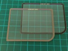 Gameboy Zero Glass Screen BLACK GBZ