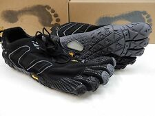 VIBRAM FIVEFINGERS MENS V-TRAIL BLACK GREY SIZE EU 47