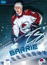 2019 BLADES ICE SIGNATURE TYSON BARRIE 150cc Topps NHL Skate Digital Card