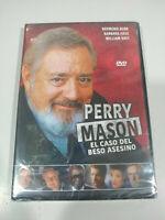 Perry Mason El Caso del Beso Asesino Serie TV - DVD Español Ingles Nueva