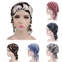 Turban Beanie Baggy Head Hair Wrap Hat L0O6
