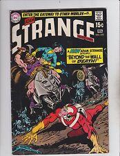 DC Comic! Strange Adventures! Issue 222!