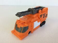 TRANSFORMERS ENERGON PRIME FORCE FIRE TRUCK FIRE 1, Optimus Prime Super 2003