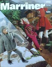 Knitting Pattern VINTAGE ACTION MAN & Barbie/Sindy Pantaloni Maglioni bambole M1732