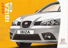 Prospekt / Brochure Seat Ibiza Amaro 12/2006
