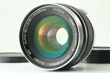 [Exc+++++] Olympus OM System Zuiko MC Auto-W 35mm f2 MF Lens from JAPAN 0305L