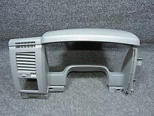 2006-2008 Dodge Ram Slate Gray Speedo Housing Cover Shroud Driver Vent Frame OEM