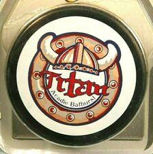 Acadie Bathurst Titan Qmjhl Lhjmq Whl Hockey Puck Chl Rare! New! Nhl