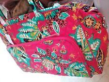 Vera Bradley Weekender Travel bag Rumba