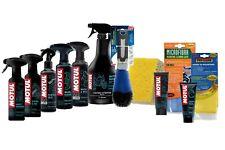 Super offerta Maxi Kit pulizia MOTUL per Moto completo di tutto