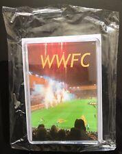 Wolverhampton Wanderers  Pre Match Firework Display Brand New Fridge Magnet.