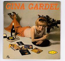 EP 45 TOURS GINA GARDEL AMOUR VOLE CLUB FA 516 BIEM disque de danse