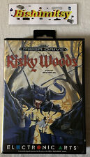 Risky Woods - Sega Mega drive Game - Complete Very Good Condition