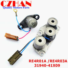 OEM# RE4R01A RE4R03A 31940-41X09 Transmissions Solenoid Kit For Nissan Mazda