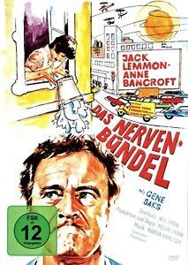 DVD Das Nervenbündel - Jack Lemmon , Anne Bancroft deutscher Ton deutsch