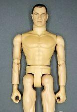"""1:6 Ultimate Soldier """"WWII German"""" Male Nude Body 12"""" GI Joe BBI Dragon 21 Toys"""