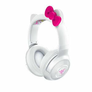 Razer x Sanrio Hello Kitty¹ Kraken BT Limited Edition Bluetooth Wireless Headset