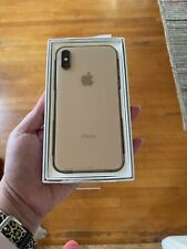 Apple Iphone Xs Gold 256gb At&T Brand new