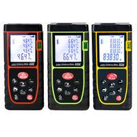 LCD Digital Laser Entfernungsmesser Entfernungsmessgerät  Distanzmessgerät DE