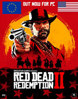 Red Dead Redemption 2 PC Account RDR 2 ONLINE FULL ACCESS INSTANT DELIVERY 24/7