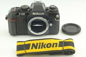 【'' RARE RED D MARK '' MINT 】 Nikon F-301 35mm Film SLR Camera Body from JAPAN