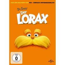 C.RENAUD/K.BALDA - DER LORAX: LIMITED SCHNAUZBART EDITION  DVD KINDER FILM NEU