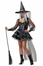 MYSTIC WITCH ADULT HALLOWEEN COSTUME WOMEN'S SIZE LARGE 10-12