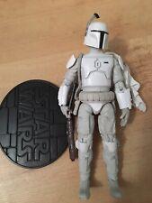 Star Wars Elite Series Die Cast Figura de Acción Sin Caja Boba Fett Prototype Armor
