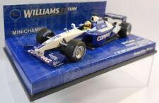 Modellini statici di auto da corsa pressofuso Ralf Schumacher