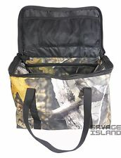 Carp Coarse Sea Fishing Brew Kit Bag fits Kettle Gas Stove Cooking Camping  205