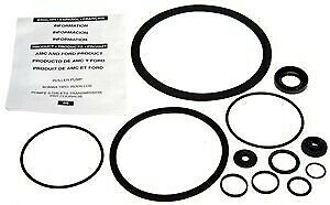 For Ford Galaxie Tube - To Gear Power Steering Pressure Line Hose Assembly Gates