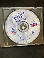 New listing 2000 Wheaties Golf Tiger Woods PGA Tour Sampler Game Disc Only