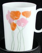 Block FLORAL PORTRAITS Mug Iceland Poppy Pc OO76A GREAT CONDITION
