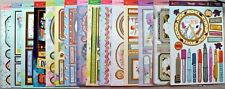A4 Hunkydory Special Days Foiled Topper Sheets & 2 x Matching A4 Card NEW