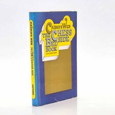 Caisa's Web The Chess Bed Side Book, HARWOOD, Graeme 1975 1st Near Fine