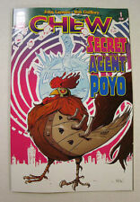 CHEW SECRET AGENT POYO # 1 Comic Book IMAGE ~ NM  UNREAD