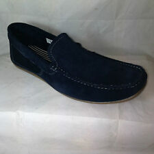 Unbranded Moccasins Suede Casual Shoes for Men