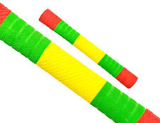 High Quality Rubber Cricket Bat Grips Handle Anti Slip Differnt Multiple Colours