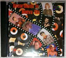 Recordando La Nueva Ola, CD