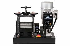 PepeTools Ultra Power Electric Wire Rolling Mill 130mm, MADE IN THE USA