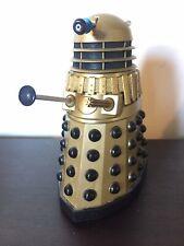 Dr Doctor Who Gold Supreme Dalek - Dalek Collectors Set #2 Version Rare Item