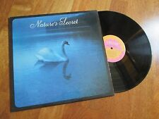 MICHAEL CASSIDY Nature's Secret LP ITALY FOLK ISKCON DISCHI NO CD