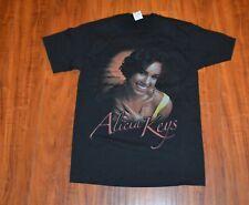 Alicia Keys ft Miguel 2013 Concert Tour T-Shirt Size S