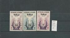 Togo Michelnr.247-249 Postfrisch
