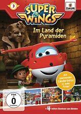 SUPER WINGS 3 - IM LAND DER PYRAMIDEN   DVD NEU