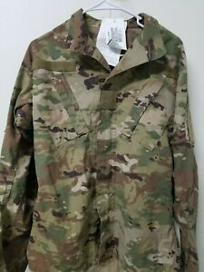 OCP SCORPION ARMY ISSUE FRACU UNIFORM FLAME RESISTANT TOP SMALL REGULAR NWT