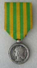 MEDAILLE CAMPAGNE DU TONKIN CHINE ANNAM 1883-1885