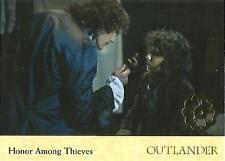 Outlander Season 2 - No 18 Gold Jacobite Seal Parallel Base Card