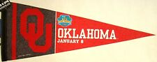 Oklahoma Sonners 2009 BCS National Champions Premium Collectors Pennant